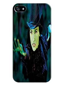 iphone 5/5s Case - fashionable Hot Case with Pretty Design TPU Cool Musical Wicked- Accessories for cellphone