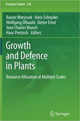 Book Growth and Defence in Plants: Resource Allocation at Multiple Scales (Ecological Studies) (2014-10-15)