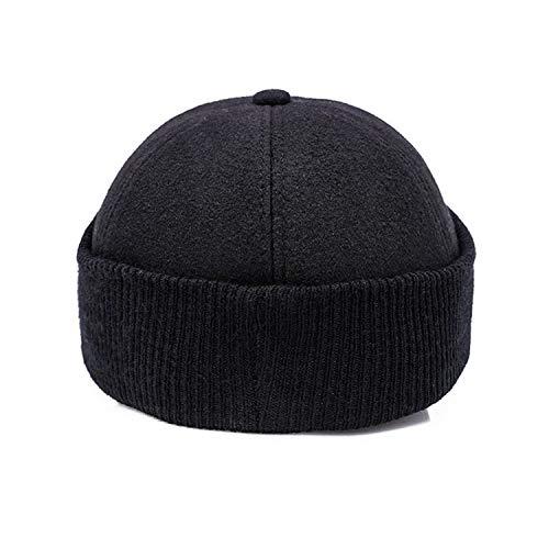 Kerr Kellogg Mens Winter Cap Ears Protection Baseball Cap Men Hat Gorras para Hombre Bone Trucker Caps Casquette Black at Amazon Mens Clothing store: