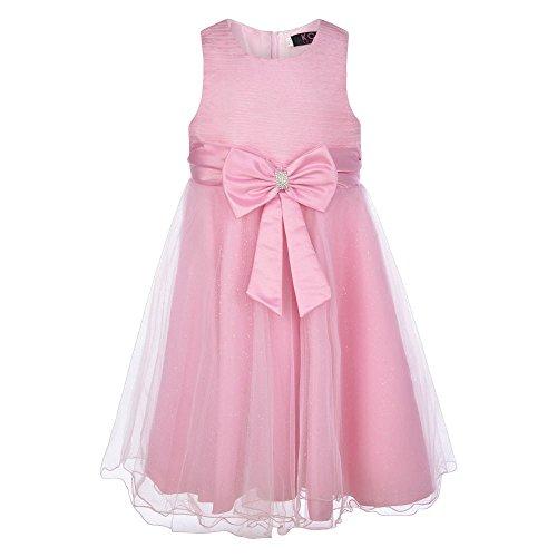 Boda de Vestidos Ael Dama Vestidos Ni de as Rosa 1Bwnqa