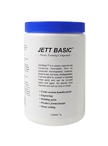 1 Lb Jett Basic Fixturing Compound Jewelry Making Stone Setting Mold Making Forming Engraving Compounds