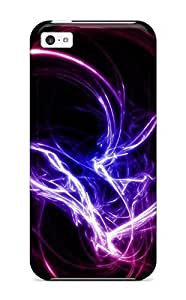 LJF phone case Durable Case For The iphone 6 4.7 inch- Eco-friendly Retail Packaging(abstract Desktop By Amethyst Heart)