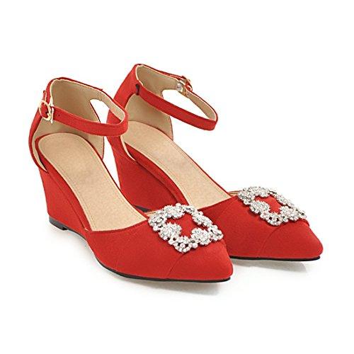 sandali sandali i i ha gules sandali a signore i agio wedge tacchi i diamante 36 suo sandali sandali 4wdn8Z