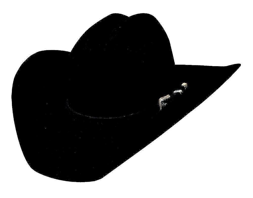 Bullhide Hats Back Roads 6X Premium Wool Felt Western Cowboy Hat
