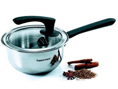 Tupperware Inspire Series Saucepan - 2 liter capacity Saucepans at amazon