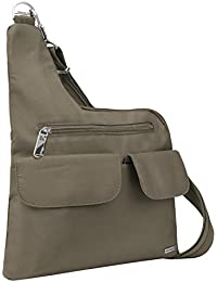 Anti-theft Cross-body Bag, Nutmeg
