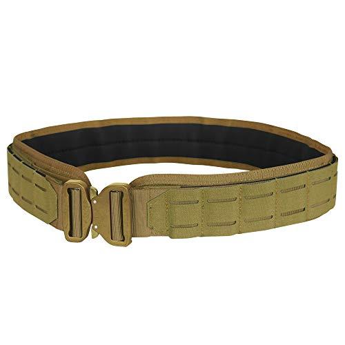 Condor LCS Cobra Tactical Gun Belt (Coyote Brown