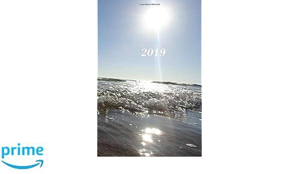 2019: Kalender/Agenda: 1 week op 2 paginas, Formaat ca. A5 ...