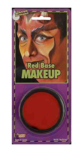 Forum Grease Makeup Halloween Demon Devil - Red