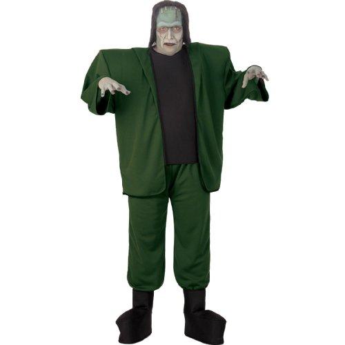 Frankenstein Outfit (Frankenstein Costume - Plus Size - Chest Size 46-50)