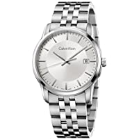 Calvin Klein Infinite Stainless Steel Men's Watch (K5S31146)
