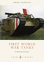 First World War Tanks (Shire Library)