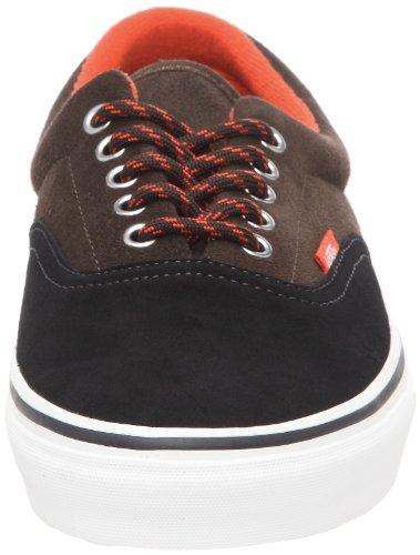 Vans Era, Zapatillas de skate Unisex Marrón (Turkish Coffee/Spicy Orange)