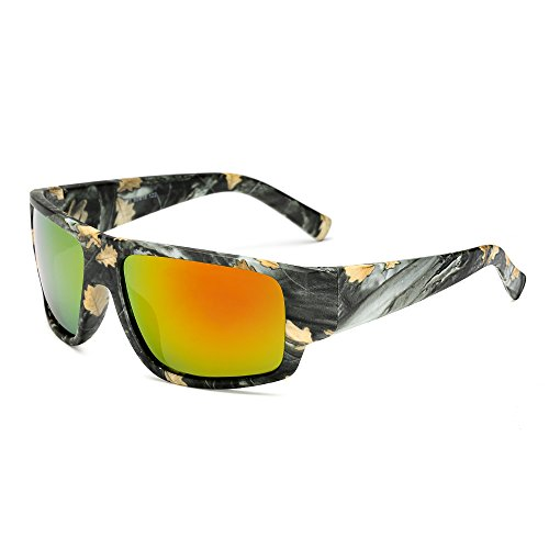 de polarizadas Gafas de C3 camuflaje por el KP1028 Sunglasses TL C2 sol deporte hombre KP1028 sol Gafas XRUHqp