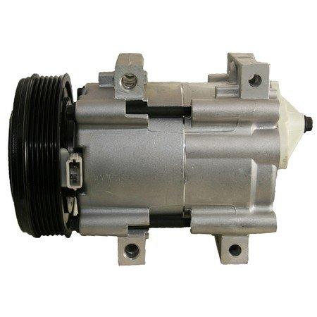 A/c Compressor Mercury Topaz (TCW 2330-12NEW A/C Compressor and Clutch (Tested Select))