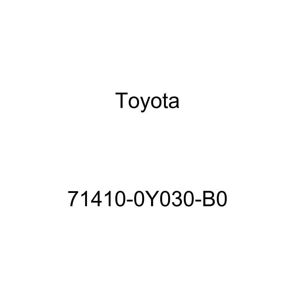 TOYOTA Genuine 71410-0Y030-B0 Seat Cushion Assembly