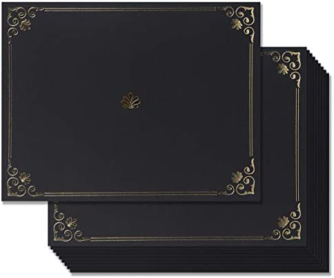 Certificate Holder Holders Marriage Embossed product image