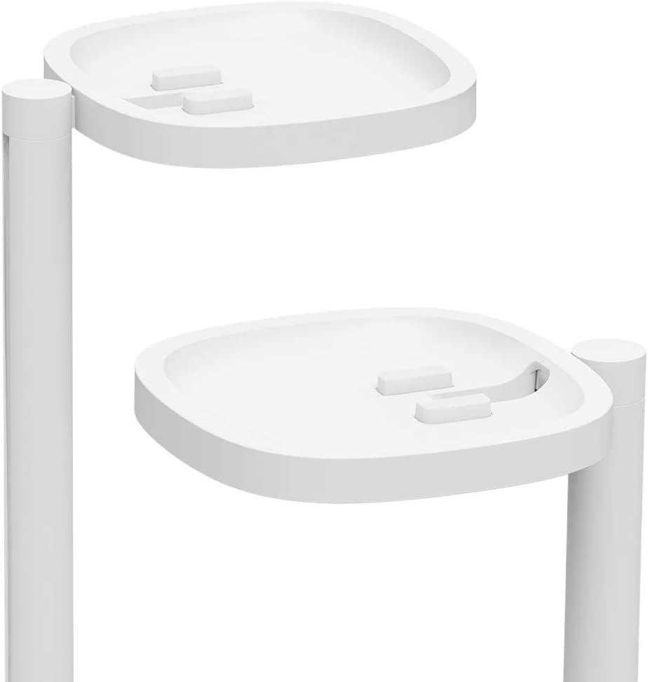 Pair of Sonos Stands for One and Play:1 (White)