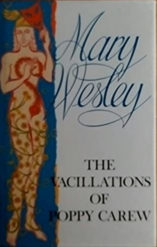 book cover of The Vacillations of Poppy Carew