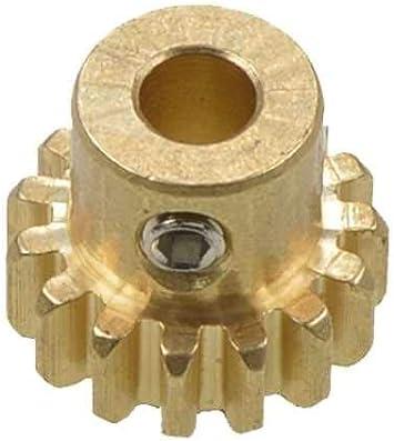 /Mod/élisme Accessoires Carson 500405322/ FY8/Moteur Pignon 15/Dents Module 1