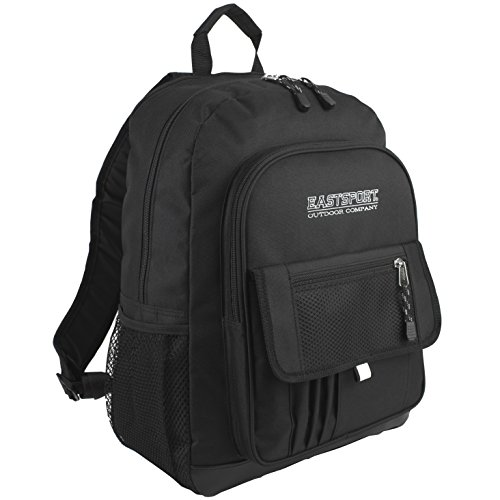 Eastsport Tech Backpack, Black