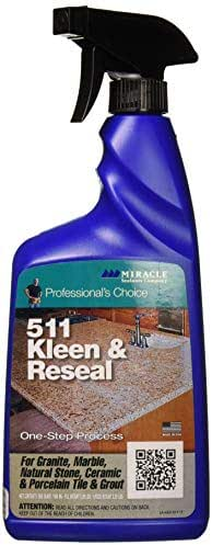 Kitchen Cleaner: Miracle Sealants Kleen & Reseal