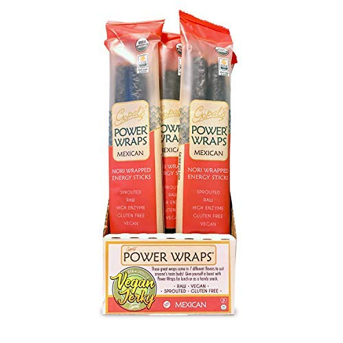 Mexican Power Wraps (24-Pack)