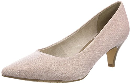 Tamaris Damen 22415 Pumps Pink (Rose Glam)