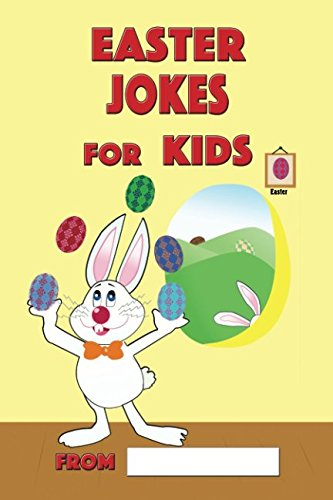 Easter Jokes for Kids cover