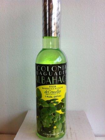 Amazon.com : Crusellas Basil Water Cologne (Agua De ...