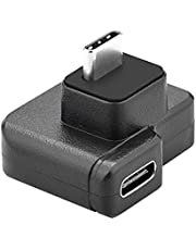 Tachiuwa Dual 3.5mm Microphones Audio Mic/USB-C Adapter for DJI Osmo Action Camera