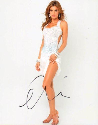 elisabetta-canalis-autographed-signed-8x10-leggy-photo-uacc-aftal