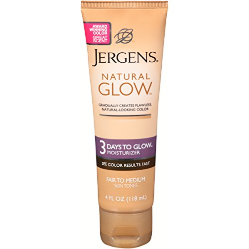 Jergens Natural Glow Express Body Moisturizer - 1