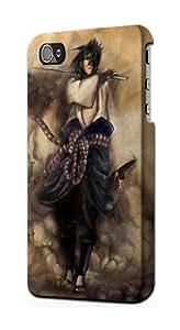 S1153 Naruto Uchiha Sasuke Case Cover For IPHONE 5C