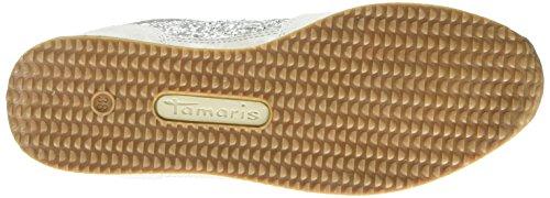 23601 Comb Ginnastica Tamaris 948 Grigio da Silver Donna Scarpe d67wxq07