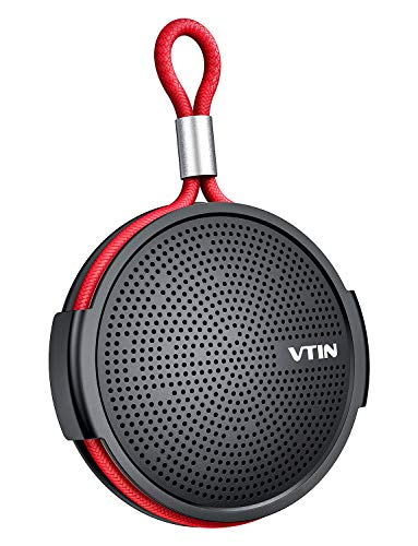 Vtin SoundHot Q1 Waterproof Bluetooth Speaker, Portable