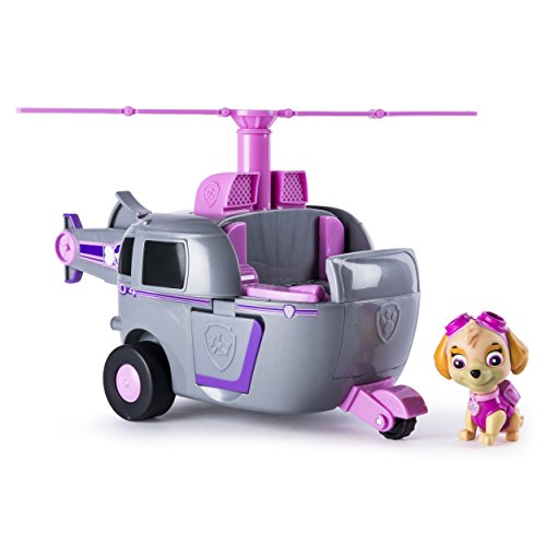 Paw Patrol - Skyes Deluxe Helicopter