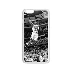 Bulls 23 basketball player Cell Phone Case for Iphone 6
