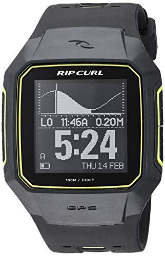 Rip Curl Analog-Quartz Watch with Plastic Strap, Yellow, 31 (Model: A1144YEL1SZ)