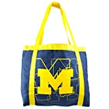 Littlearth NCAA Team Tailgate Tote Bag (Michigan Wolverines)
