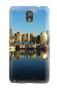 Galaxy Note 3 Case, Premium Protective Case With Awesome Look - Vancouver City