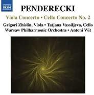 Penderecki: Viola Concerto / Cello Concerto No. 2