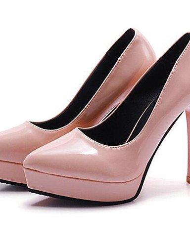 Bianco rosa tacones noche ¨ rosa di Fiesta mujer tacones tac 2 5 cn40 4 Rosa n ® semicuero uk2 ZQ 5 stiletto negro us8 us4 vestido eu39 cn33 5 eu34 uk6 Scarpe 5 78qawx7T