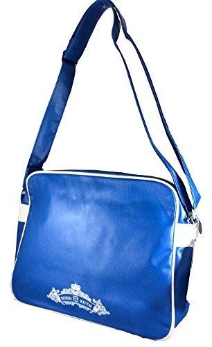 Robin Ruth Retro Tasche/Umhängetasche in blau Germany (LxHxT 36x27x12 cm)