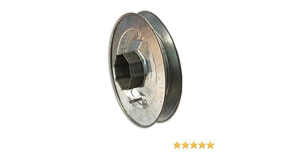 Schellenberg 10238/Polea de metal