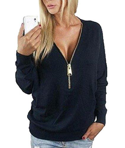 Slim Zip Sweatshirt - 9
