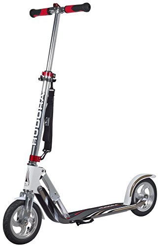 HUDORA Big Wheel Air GS 205, silber/weiß, 970 x 410 x 1045 mm