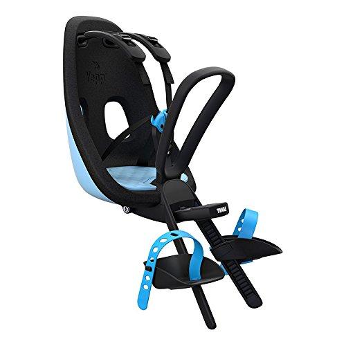 Thule Baby Vorne Angebrachter Fahrradkindersitz, blau, One Größe
