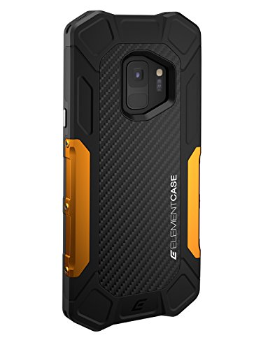 Element Case Formula for Samsung Galaxy S9 - Black (EMT-322-181DW-02)