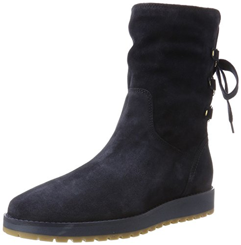 FW0FW01531 Stivali 403 Corti Navy Donna Fw0fw01531 Blu Hilfiger Tommy Midnight pq5aS